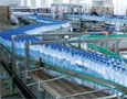 ionized bottled water production line